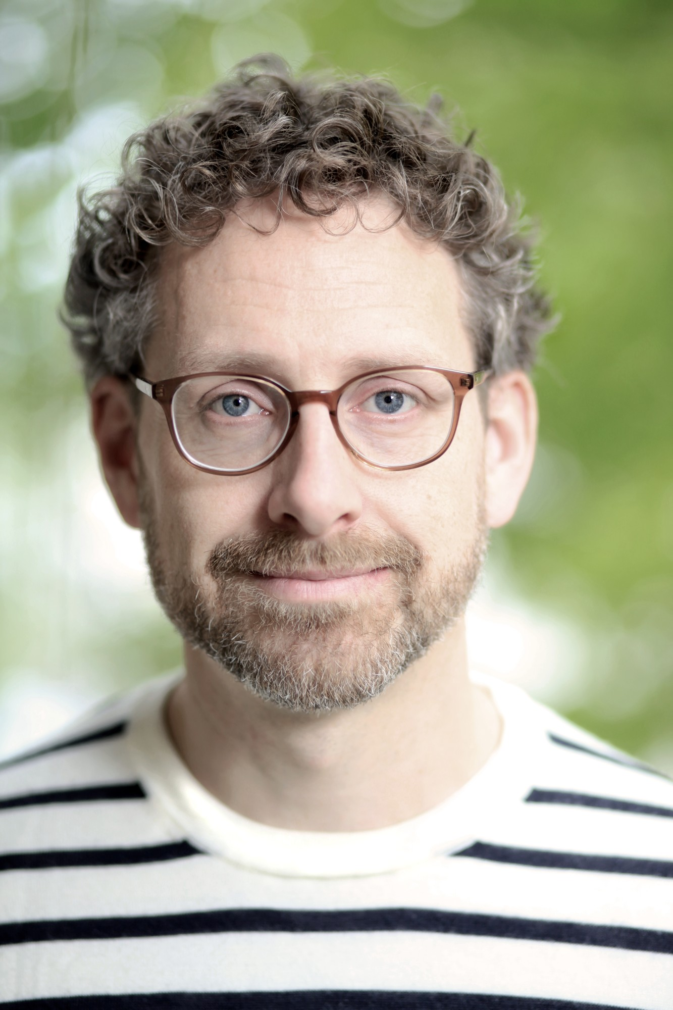 Porträtfoto Michael Hörz